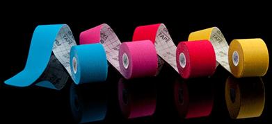 Taping el vendaje funcional que es una fuerte tendencia de la rehabilitación deportiva