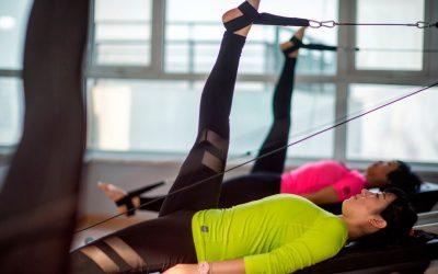 5 Beneficios del pilates para tus entrenamientos