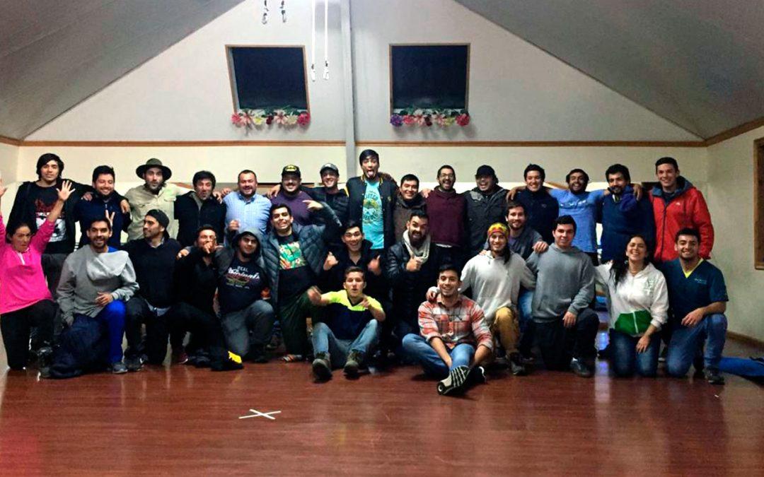 Taller de Nutrición y Sicología Deportiva a Jabalíes Rugby Club Puerto Varas.
